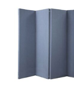 Versifold Acoustic Portable Room Blue Divider