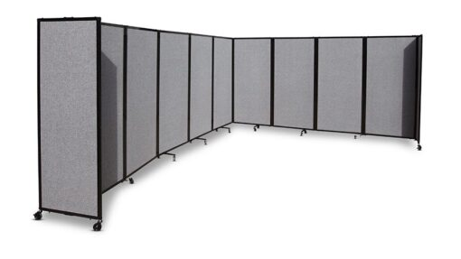 360 Acoustic Portable Room Divider Large Fabric