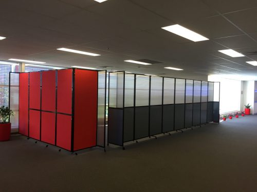 portable office partitions
