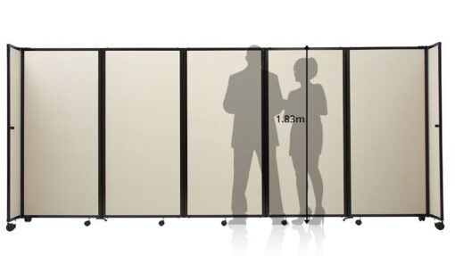StraightWall Acoustic Portable Partition Fabric
