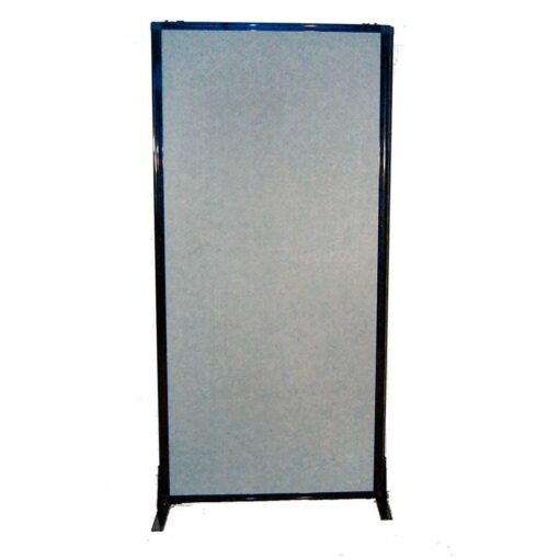 Afford-A-Wall Sliding Mobile Room Divider Fabric