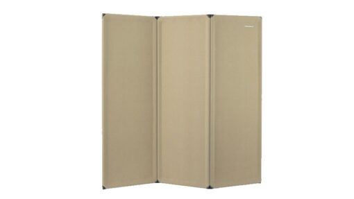 FP6 Economy Freestanding Portable Partition Beige