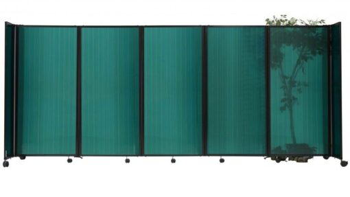 StraightWall Acoustic Portable Partition Polycarbonate
