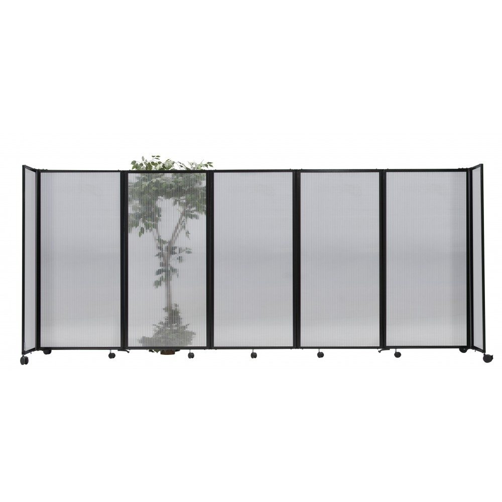 Easy Clean Polycarbonate Dividers