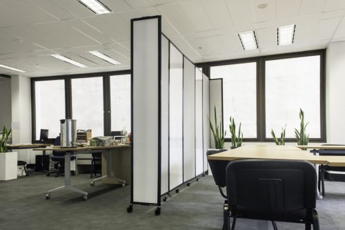 Modern Office Partitions and Dividers