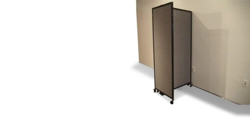StraightWall Acoustic Partition Wall-Mountable Fabric