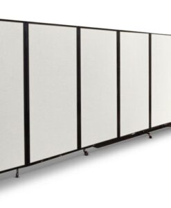 360 Folding Room Divider - Wall Mountable