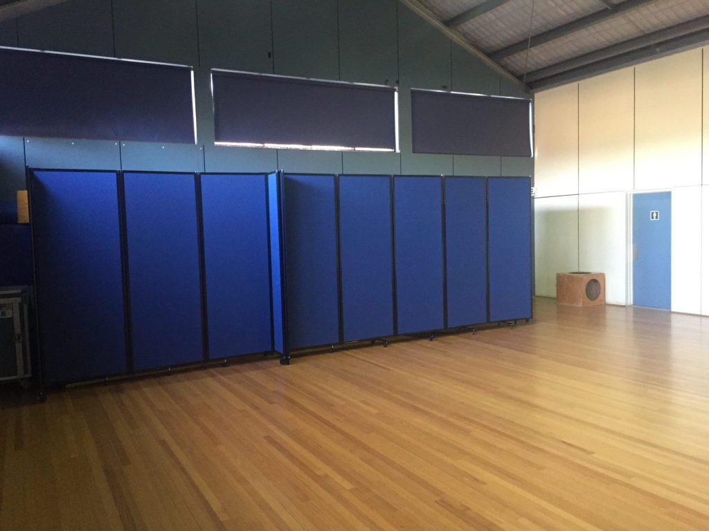 mobile room partitions