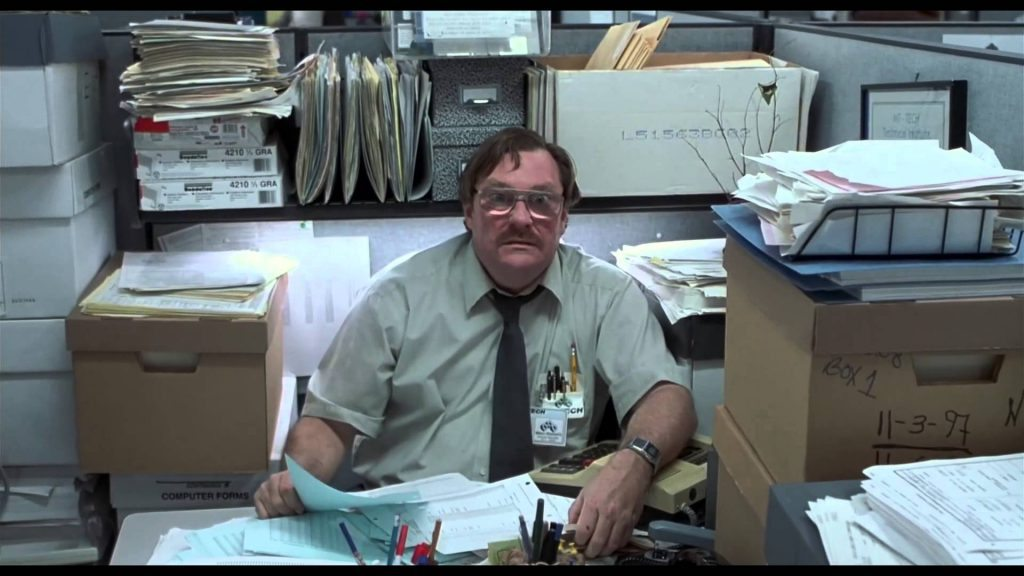Movies such as office space capture the depressing nature of endless impersonal cubicles built without any thought for collaboration.